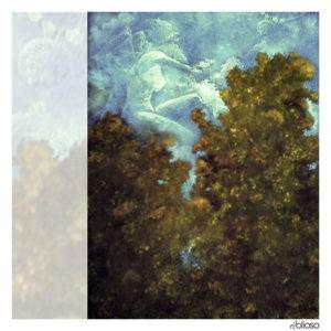 Grafik 30 x 40cm Acryl auf Hartfasser / 2003